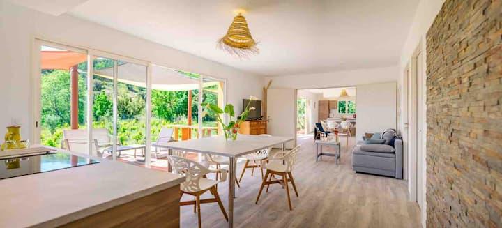 La maison du Haut Languedoc