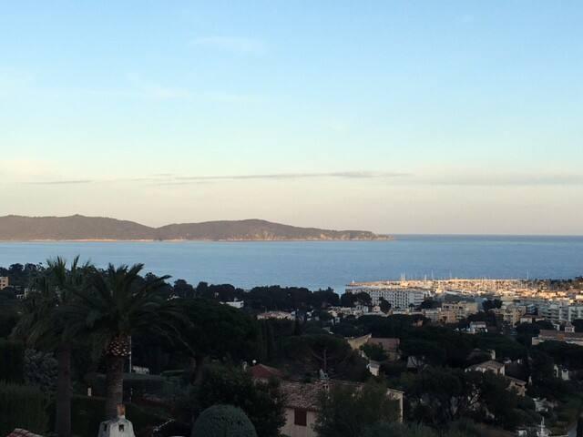 L'effet mer - Cavalaire-sur-Mer - Wohnung