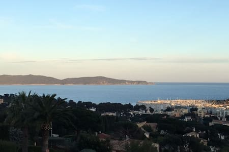 L'effet mer - Cavalaire-sur-Mer - 公寓