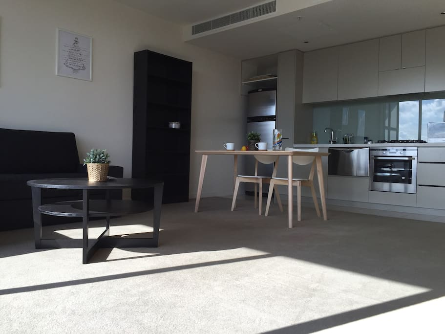 Lakeview One Bedroom Apartment Near Albert Park Apartments For Rent In Melbourne Victoria