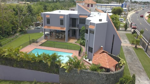 LUXURY VILLA (private house with private pool)
