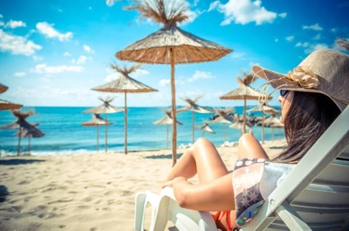 Visit Sunny Beach Neli Sea View Studio