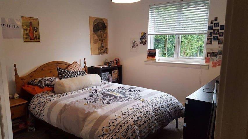 Ensuite Double Room - City Centre - Glasgow - Apartament