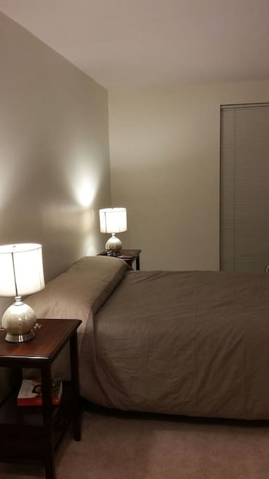 New memory foam mattress for you to rest and enjoy