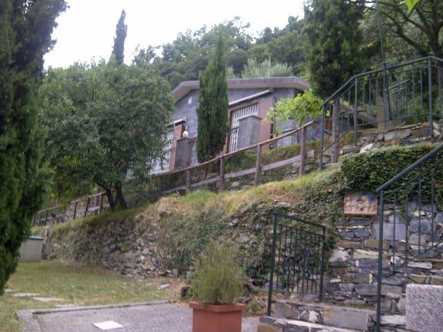 Villino Le Piane - San Maurizio di Monti - Dom