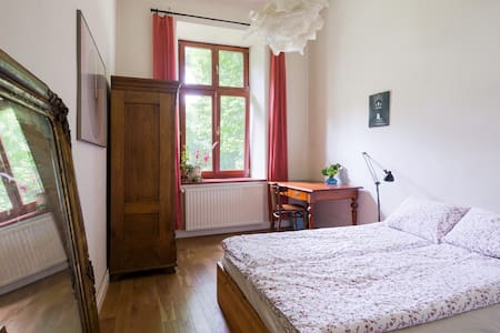 A room in Manor House