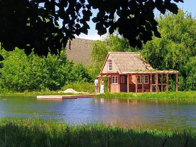 Birch Cabin, Twee Riviere
