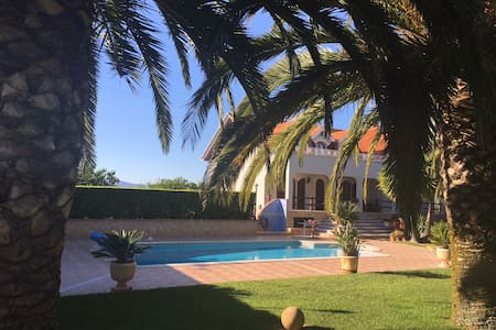 Luxury house with heated pool - Silves