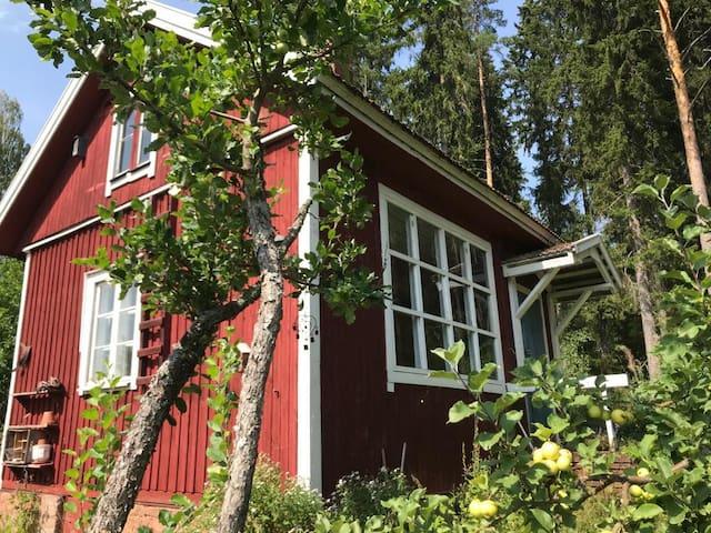 Bird Cottage, a cosy nest 134 km from Helsinki