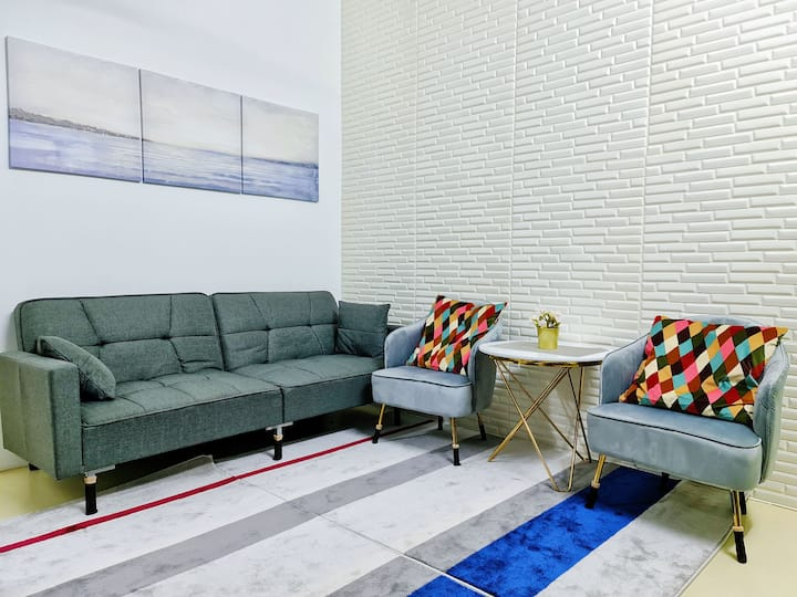 Cozy Lunas House near to Kulim Hi Tech Park & BKE