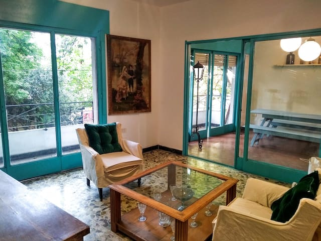 Departamento con terraza, a pasos de Palermo Soho