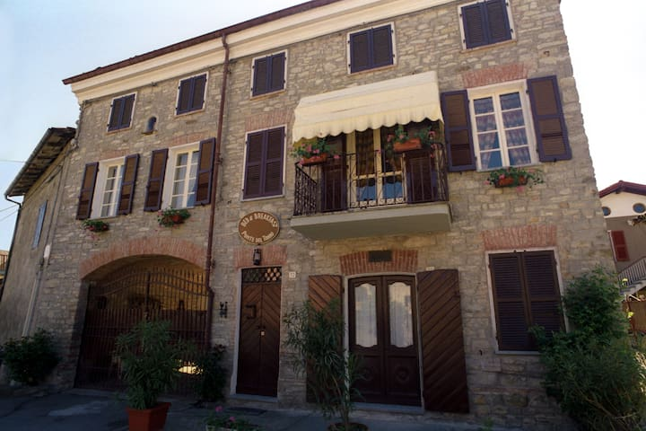 Tiny and cosy country house-Ponte del Tonno- - Garbagna