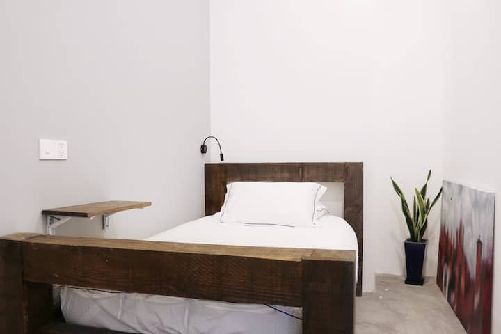 The Dorm Saigon - R202 - Single Room