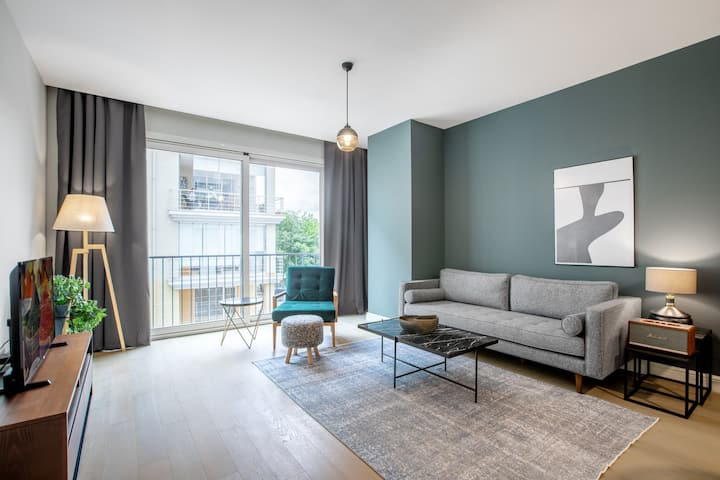 Stunning 1BR in Gokturk at Larus Loft