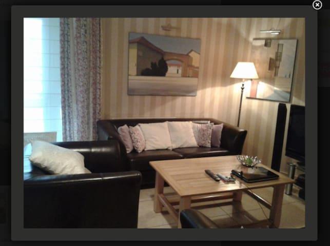 Przytulny pokój w komfortowym domu