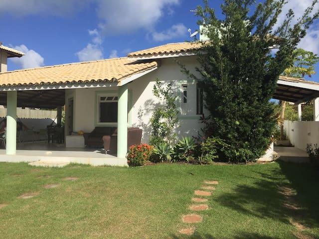 Casa na Praia de Itacimirim- Bahia. - Camacari - Condominium