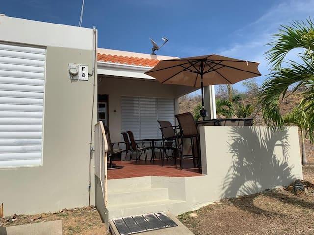 Casa de Playa,  Combate, Cabo Rojo