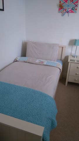 Quiet Single Room, Great Home, Come Stay - Dundee - Casa