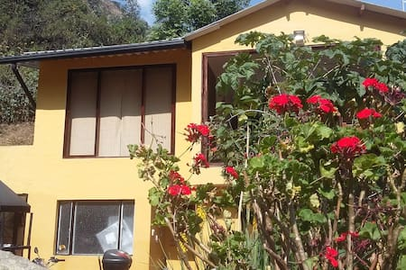 habitacion casa campestre excelente vista y acceso