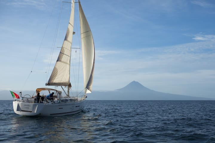 Azores Marina House - Sail Boat - Velas - เรือ