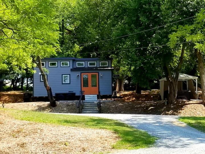 The Eagle Tiny Home at Tiny Estates