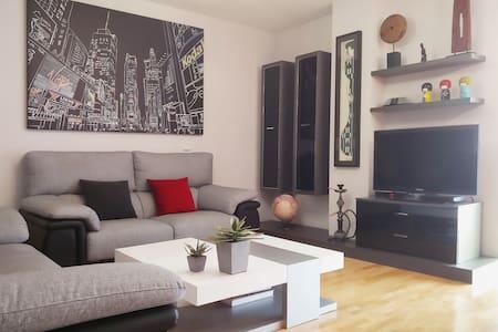 Piso moderno y funcional con garaje y Wifi - San Sebastián de los Reyes - Apartment
