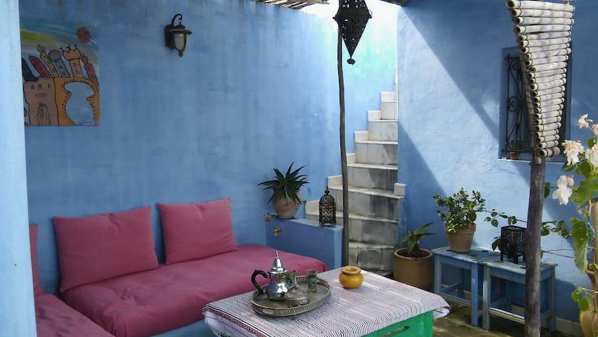 Casa en la medina de Asilah - Asilah