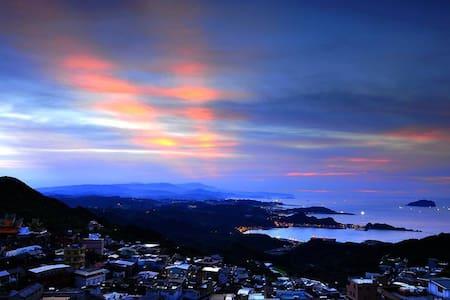 九份山棧樓[Life is like a Travel  ]許家民宿(302) - Ruifang District