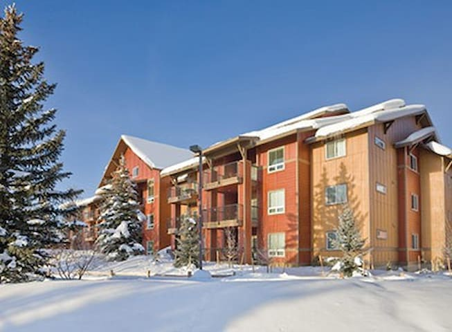 Time share resort - Steamboat Springs - Condominium