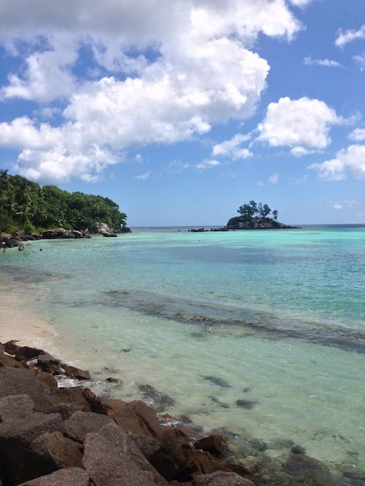 Anse Royal Beach