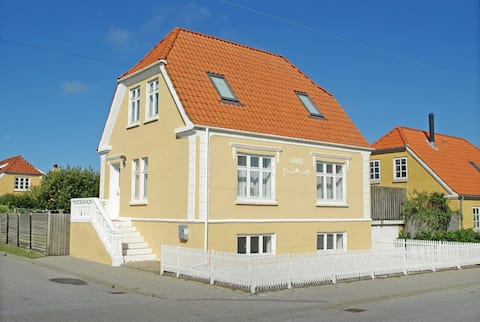Lovely holiday home close to the sea and the city center