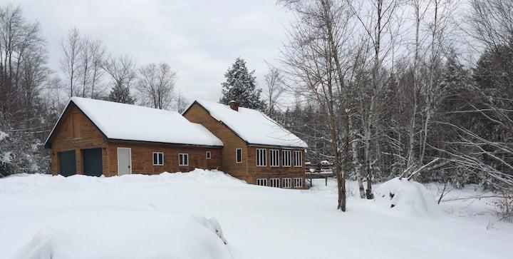 Snowmobile Retreat