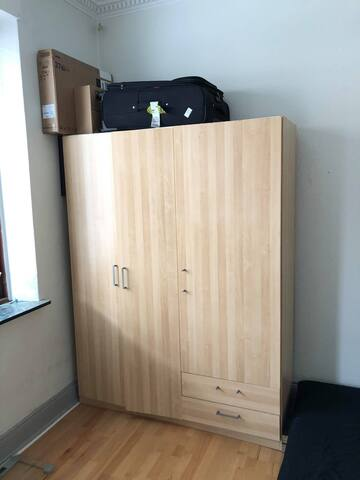 Room in shared apartment in heart of Horsens