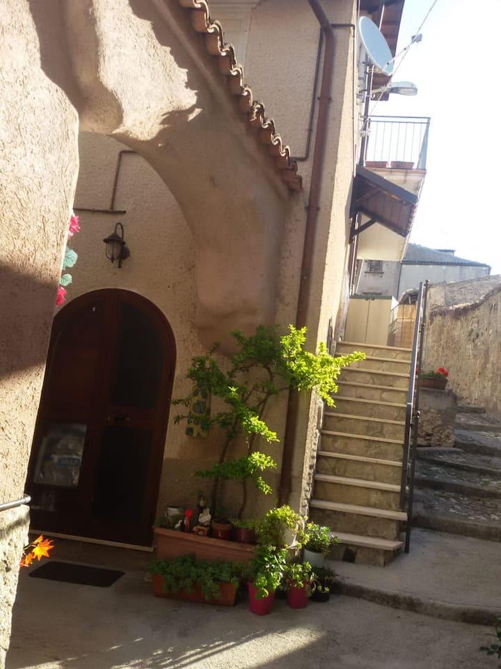 La Casa nel Centro Storico di Macchiola