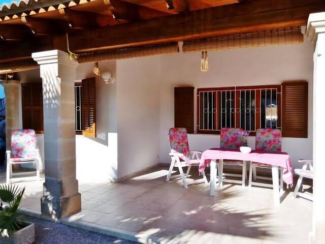 CASA A SOLO 300 METRO DE LA PLAYA - Alcúdia - House