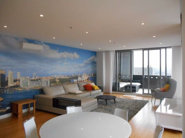A Penthouse Room With A View - Parramatta - Appartement