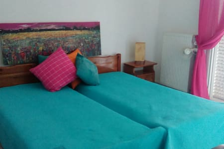 Cute apartment, centrally based in Lixouri - Lixouri - Huoneisto