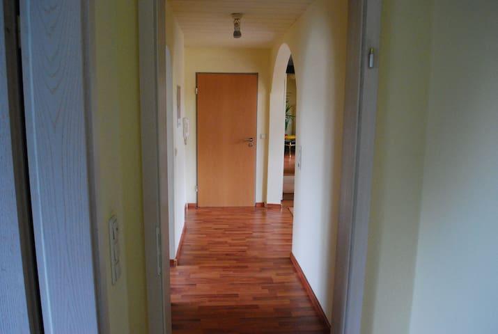 Dachgeschoß, Maisonnettes Wohnung, 46 qm