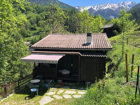 angelou chalet