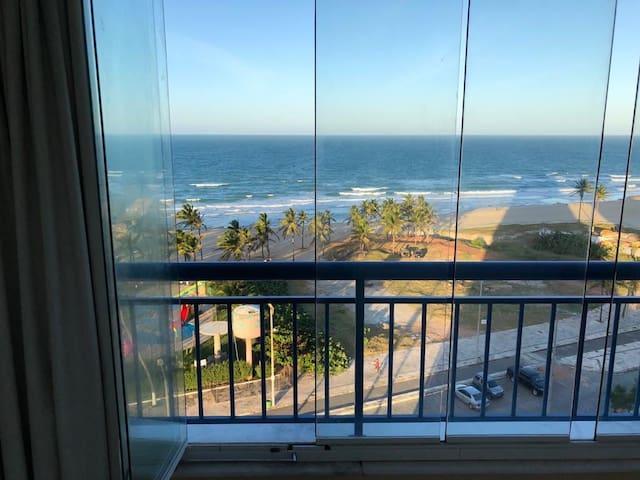 Apartamento na praia do futuro frente mar