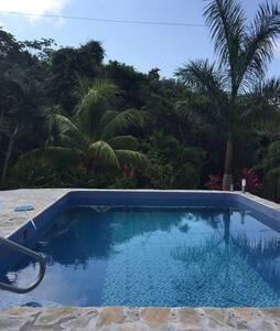 place of tranquility .La Casa del Amor!