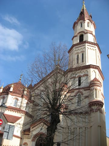 St.Nikolay church