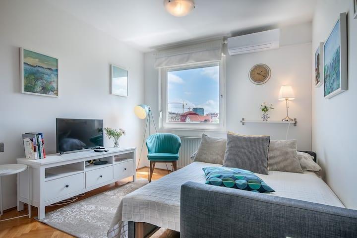 New apartment In Medias in center  Zagreb!