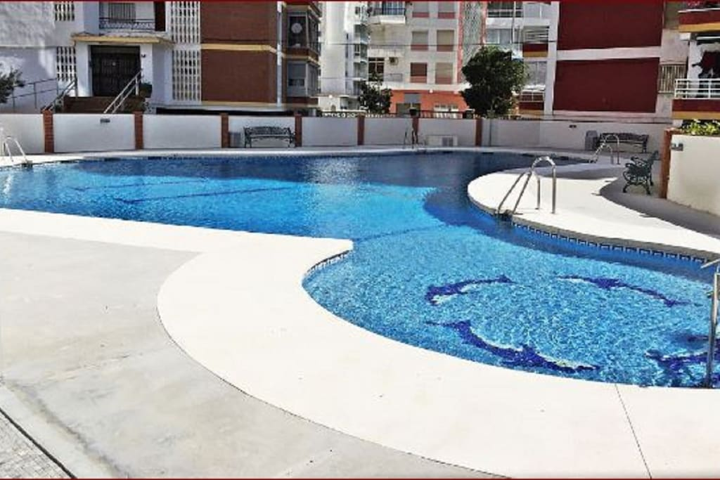 Swimming pool from 15th June until 15th of September from 11h-15h and 17h-20h