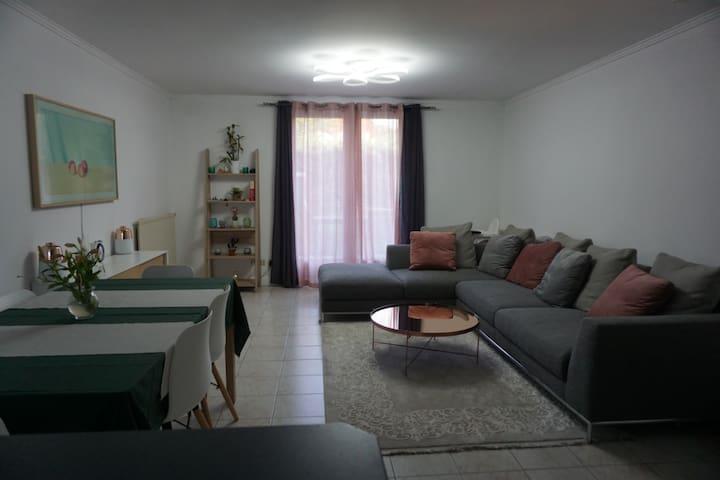 Chambre agréable & lumineuse proche du RER D