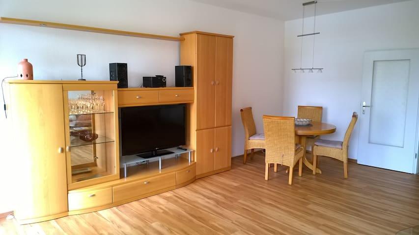 Binz Schöne 60 qm Ferienwohnung 'Kreidemännchen' - Binz - Lägenhet