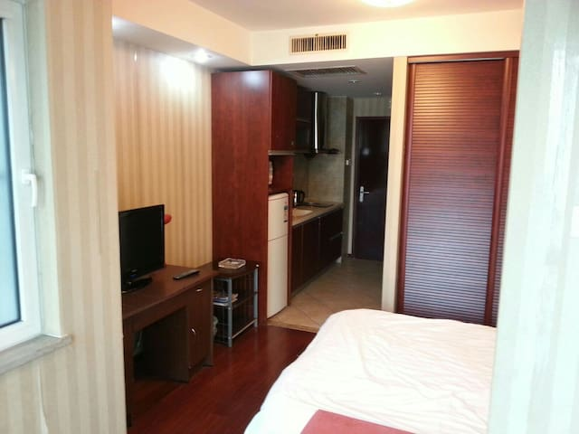 中湾国际YAD酒店式公寓(Middle Bay International short rent ) - Beijing