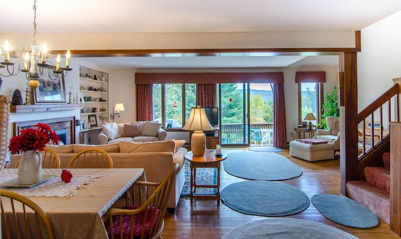 TAKE 15% OFF - INQUIRE! Pet Friendly 3 Bedroom/2.5 Bath, Access to Quechee Club