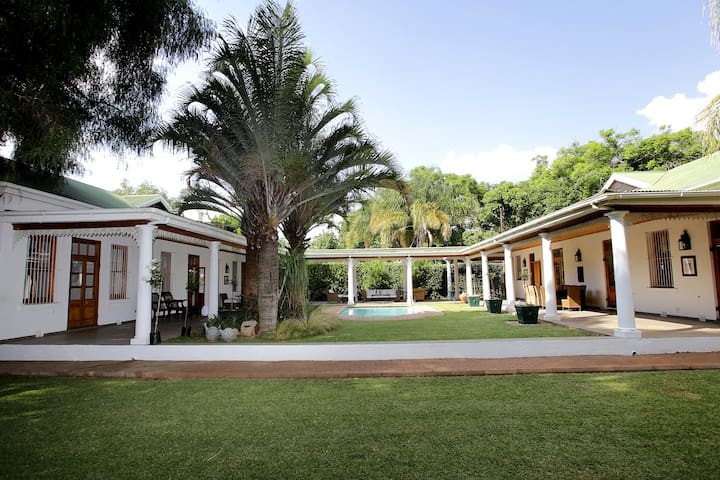 Oasis in the Suburbs - Lawley House