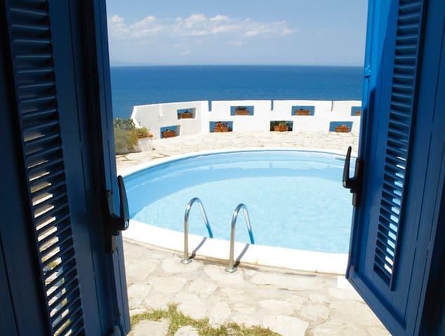 Villa Giuditta to dive into the blu - Costa Saracena - Castelluccio - Vila